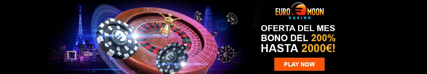 Euromoon Ruleta Electronica Cabecera