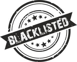 blacklisted