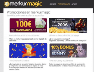 merkurmagic casino promociones